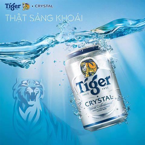 Thật sảng khoái Tiger Crystal