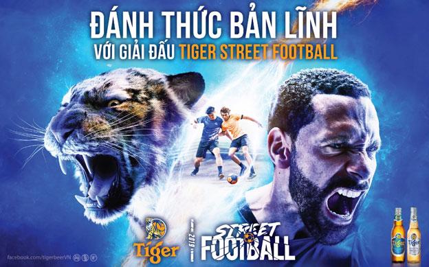 Tiger Beer brings five international football legends to Vietnam