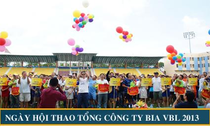 Ngày Hội thao Tổng Công ty VBL 2013